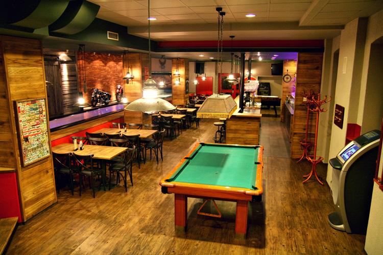 bar bowling machine